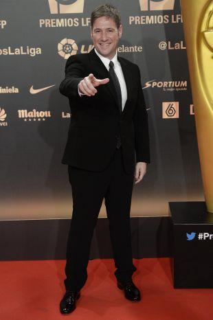Carlos Latre, invitado en la 'Gala de los Premios LFP 2014'