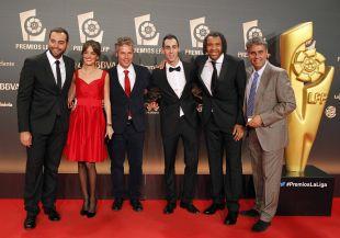 Periodistas del equipo de deportes de La Sexta