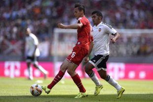 El equipo alemán se impuso 3-2 en la Colonia Cup
