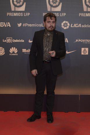 El actor Jimmy Barnatán a su llegada a la alfombra roja