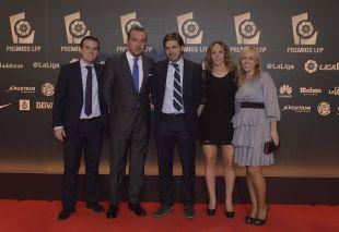 La delegación del Levante, en la alfombra roja