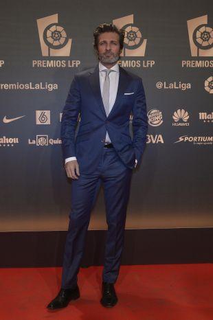 El actor Jesús Olmedo en la alfombra roja
