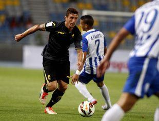 Piti fue uno de los jugadores más activos del Granada