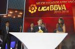 Escenario de la 'Gala de los Premios LFP 2014'
