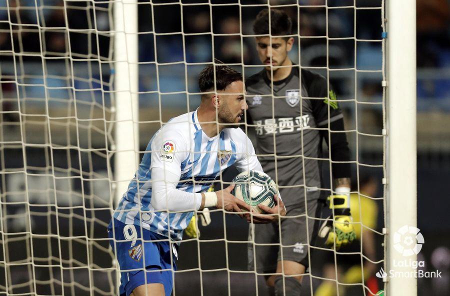 El Numancia cae ante un Málaga confiado y superior que se salva del descenso (2-1) | Imagen 1