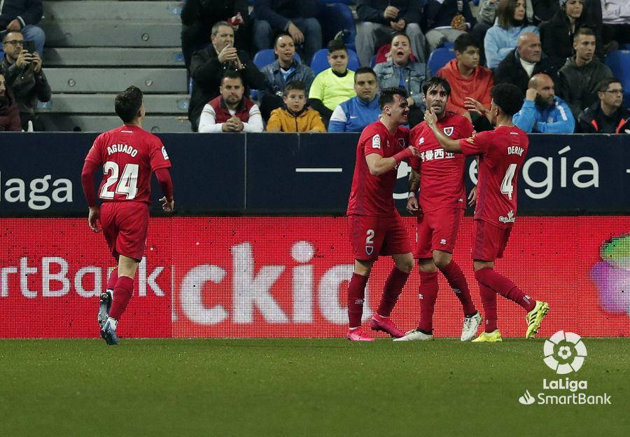 El Numancia cae ante un Málaga confiado y superior que se salva del descenso (2-1) | Imagen 5