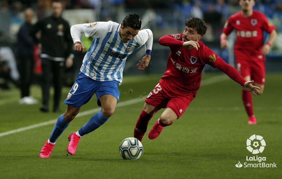 El Numancia cae ante un Málaga confiado y superior que se salva del descenso (2-1) | Imagen 2