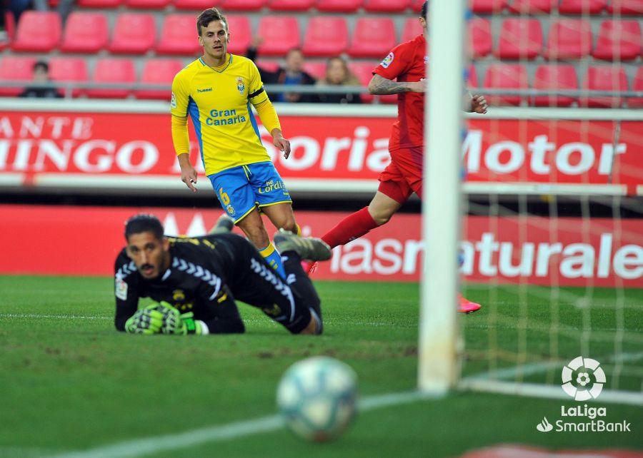 El Numancia salva un punto en casa tras un sufrido encuentro ante Las Palmas (1-1) | Imagen 3