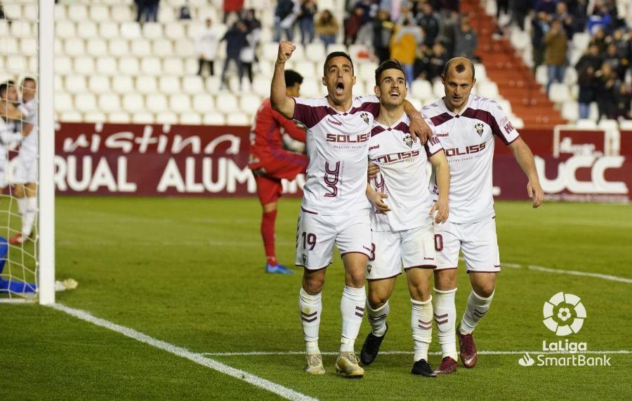 El Albacete se reencuentra con la victoria ante un Numancia frustrado (2-1) | Imagen 1