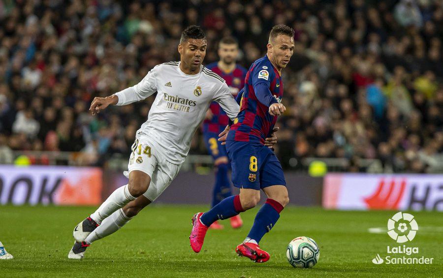 صور مباراة : ريال مدريد - برشلونة 2-0 ( 01-03-2020 )  087ef76beca844071c64601503ef017e