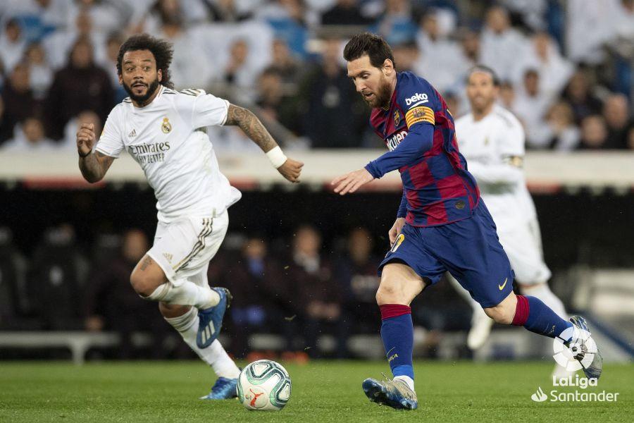 صور مباراة : ريال مدريد - برشلونة 2-0 ( 01-03-2020 )  19ea25e89edff68400558dd0e4e0a986