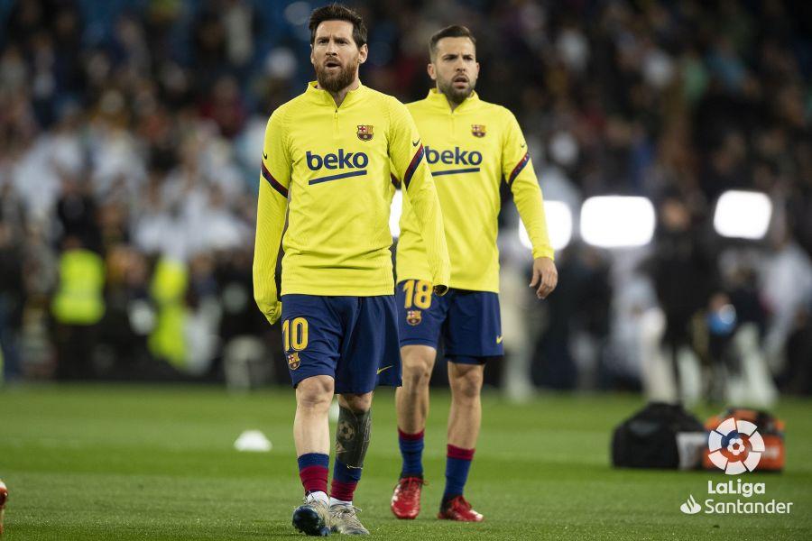 صور مباراة : ريال مدريد - برشلونة 2-0 ( 01-03-2020 )  36a3644dd66c8d02548a32f7a6237119