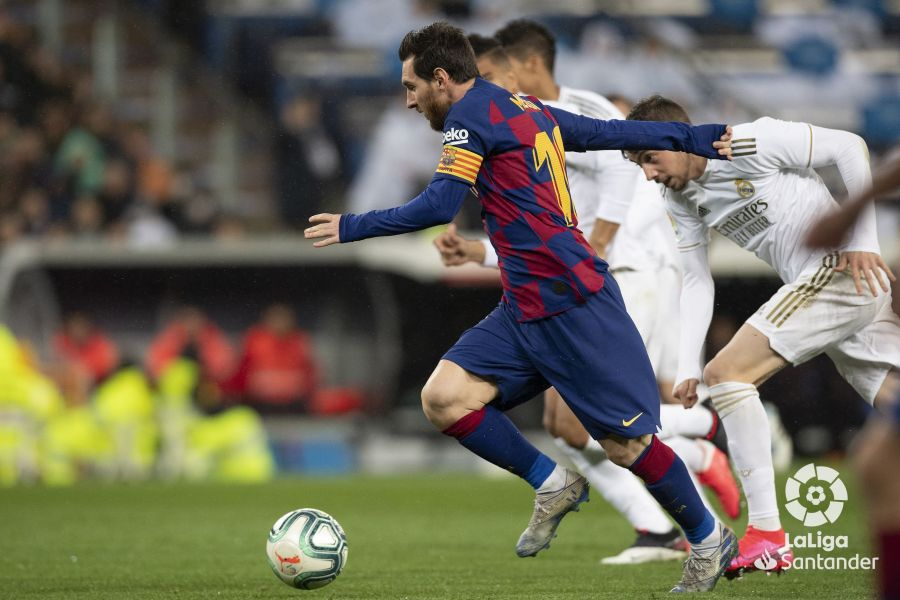 صور مباراة : ريال مدريد - برشلونة 2-0 ( 01-03-2020 )  374c626f8baaa6211303ea194308bd14