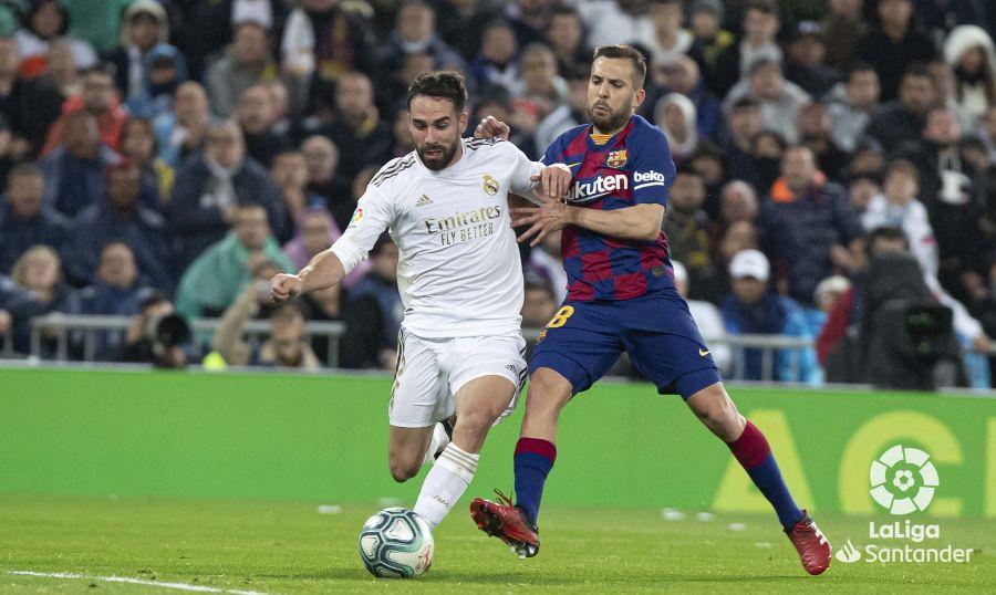 صور مباراة : ريال مدريد - برشلونة 2-0 ( 01-03-2020 )  39812247c5e895a4f7535aee6984c4b3