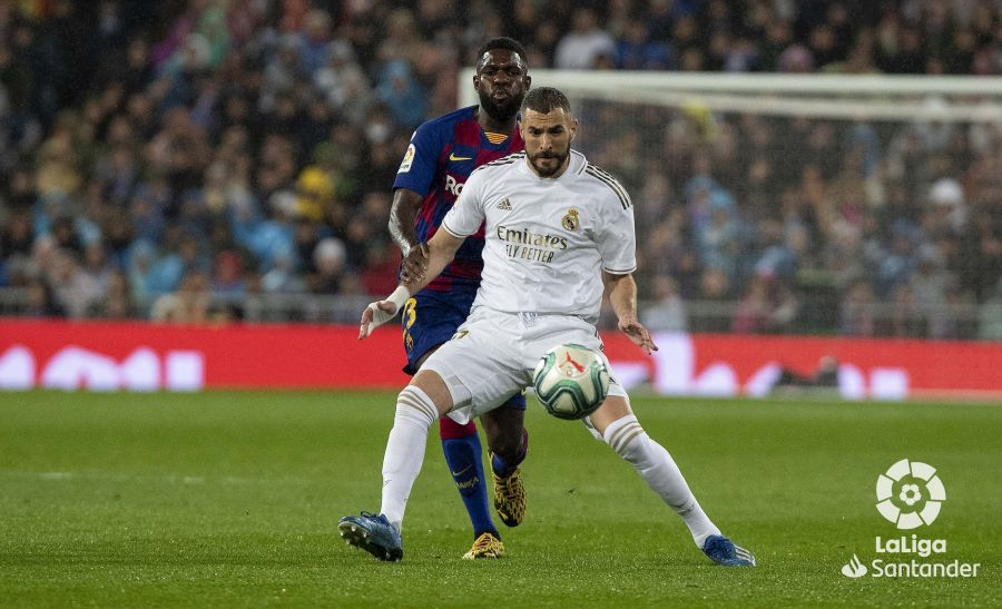 صور مباراة : ريال مدريد - برشلونة 2-0 ( 01-03-2020 )  3e956773d01bedd8c3398ed531041206