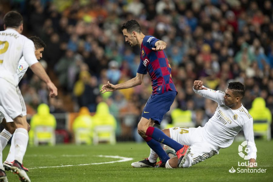 صور مباراة : ريال مدريد - برشلونة 2-0 ( 01-03-2020 )  48bee30551ab6a184ba4e9a2c1450fbc