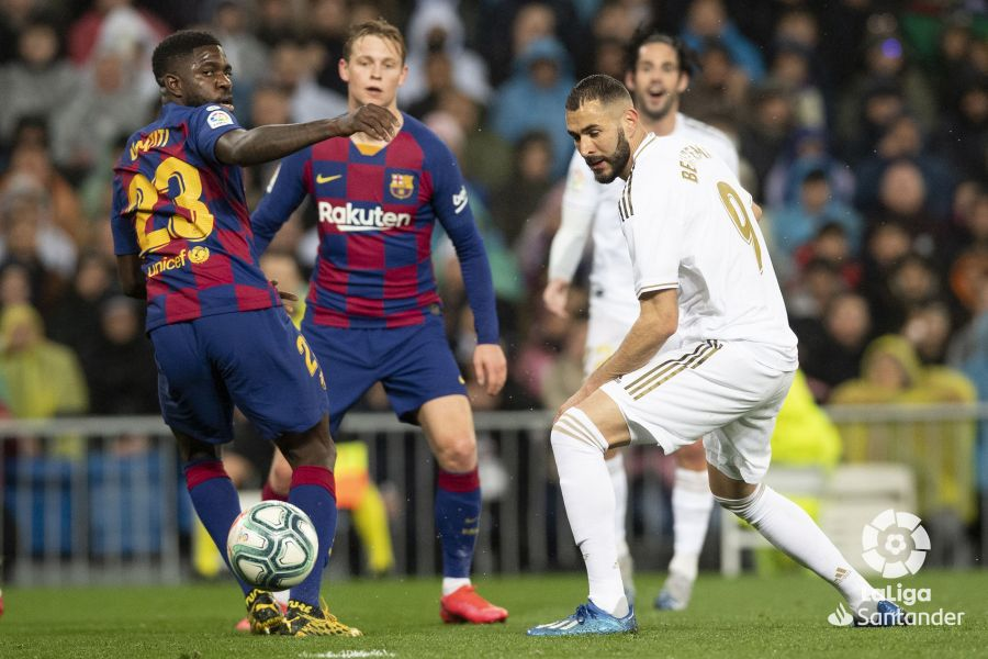 صور مباراة : ريال مدريد - برشلونة 2-0 ( 01-03-2020 )  49475488465fe46d9b179f110816cd24