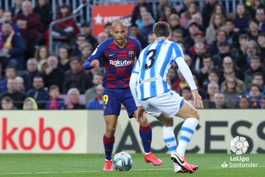 صور مباراة : برشلونة - ريال سوسيداد 1-0 ( 07-03-2020 )  24c17fe4253bb4b3385ea5cab0a9bb07