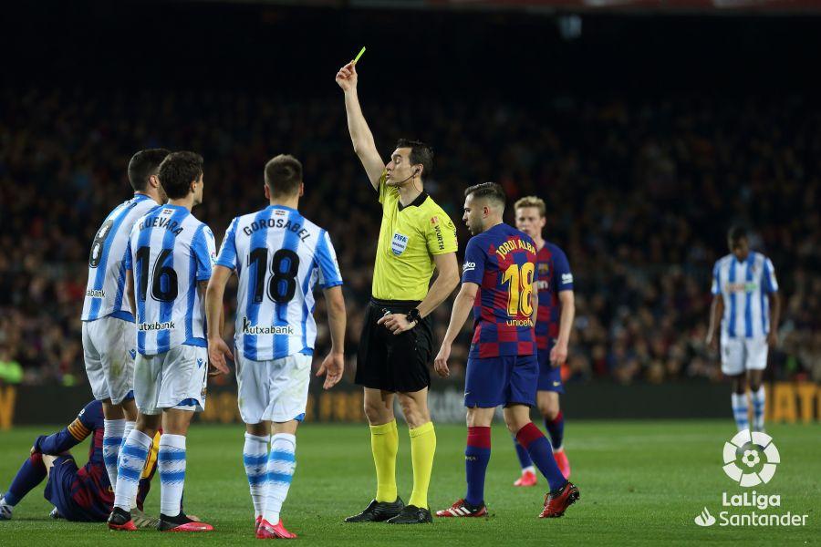 صور مباراة : برشلونة - ريال سوسيداد 1-0 ( 07-03-2020 )  2efcd0b2c1fb1a860f42047c56fd4caf