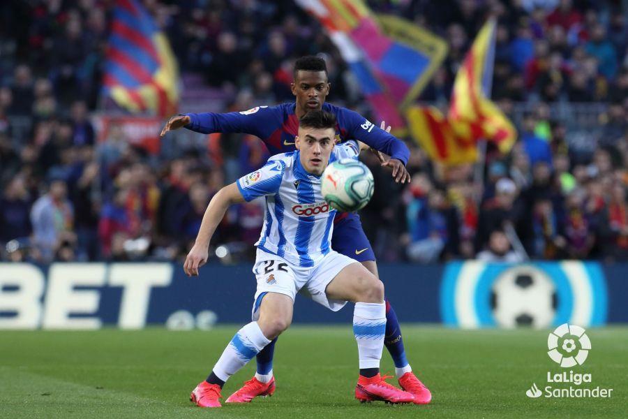 صور مباراة : برشلونة - ريال سوسيداد 1-0 ( 07-03-2020 )  9ab77d5d0431f1a29068d5bdedc27b2b