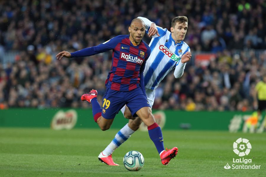صور مباراة : برشلونة - ريال سوسيداد 1-0 ( 07-03-2020 )  Baf0f21bb103b08d153e959307344aed