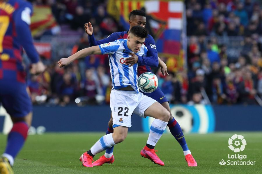 صور مباراة : برشلونة - ريال سوسيداد 1-0 ( 07-03-2020 )  Db2d39c0972112ec4ad7d8bc7eca9193