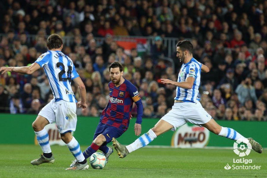 صور مباراة : برشلونة - ريال سوسيداد 1-0 ( 07-03-2020 )  Db78d63850f92ff5eedc04d5673b0f14