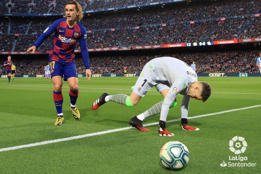 صور مباراة : برشلونة - ريال سوسيداد 1-0 ( 07-03-2020 )  E5262fdb633c7cd052d417b366a93be1