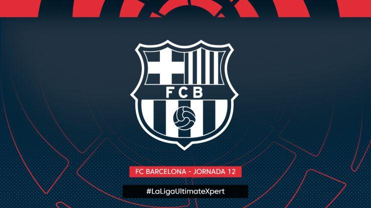 #LaLigaUltimateXpert - Jornada 12