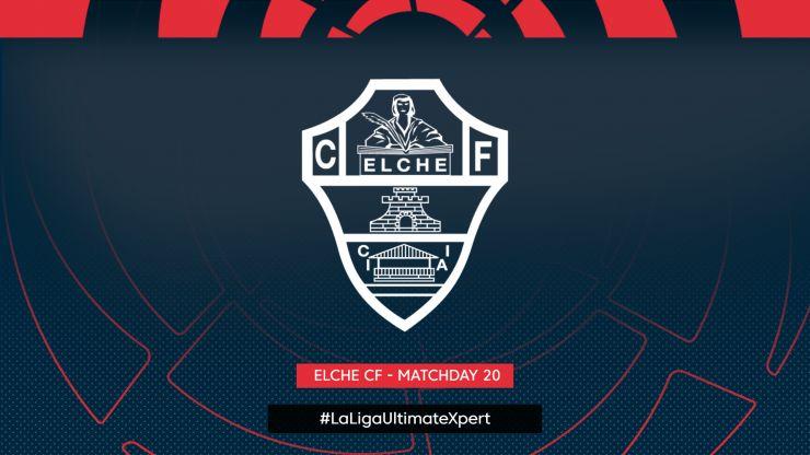 #LaLigaUltimateXpert - Matchday 20