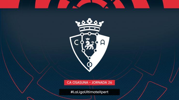 #LaLigaUltimateXpert - Jornada 26