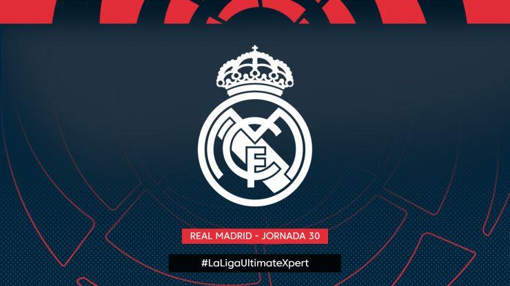 #LaLigaUltimateXpert - Jornada 30