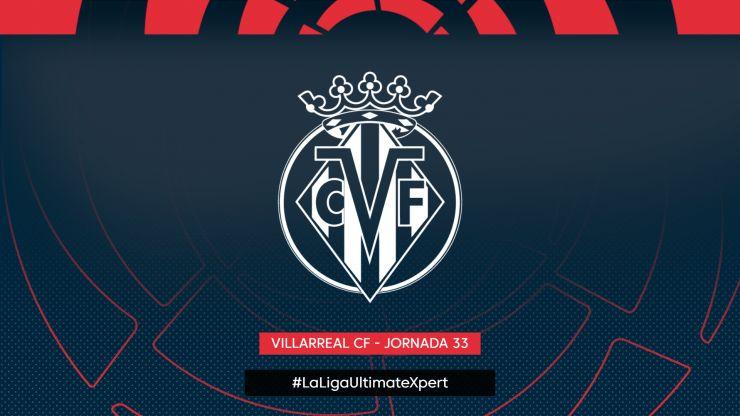 #LaLigaUltimateXpert - Jornada 33