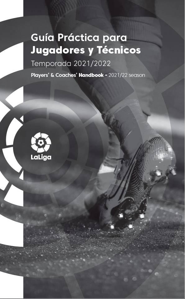 Manual jugadores y tecnicos 2020