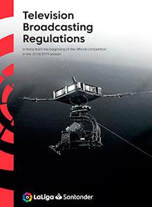 Reglamento audiovisualLaLigaSantander