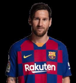 Messi | Liga de Fútbol Profesional